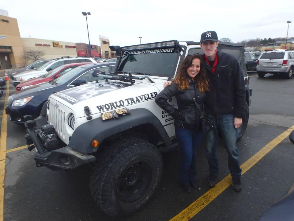 Josh & Kate; Hanover, MA; USA