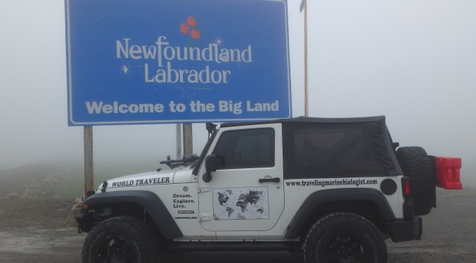 Phase 1: Part 4 – Newfoundland & Labrador Edition; North America