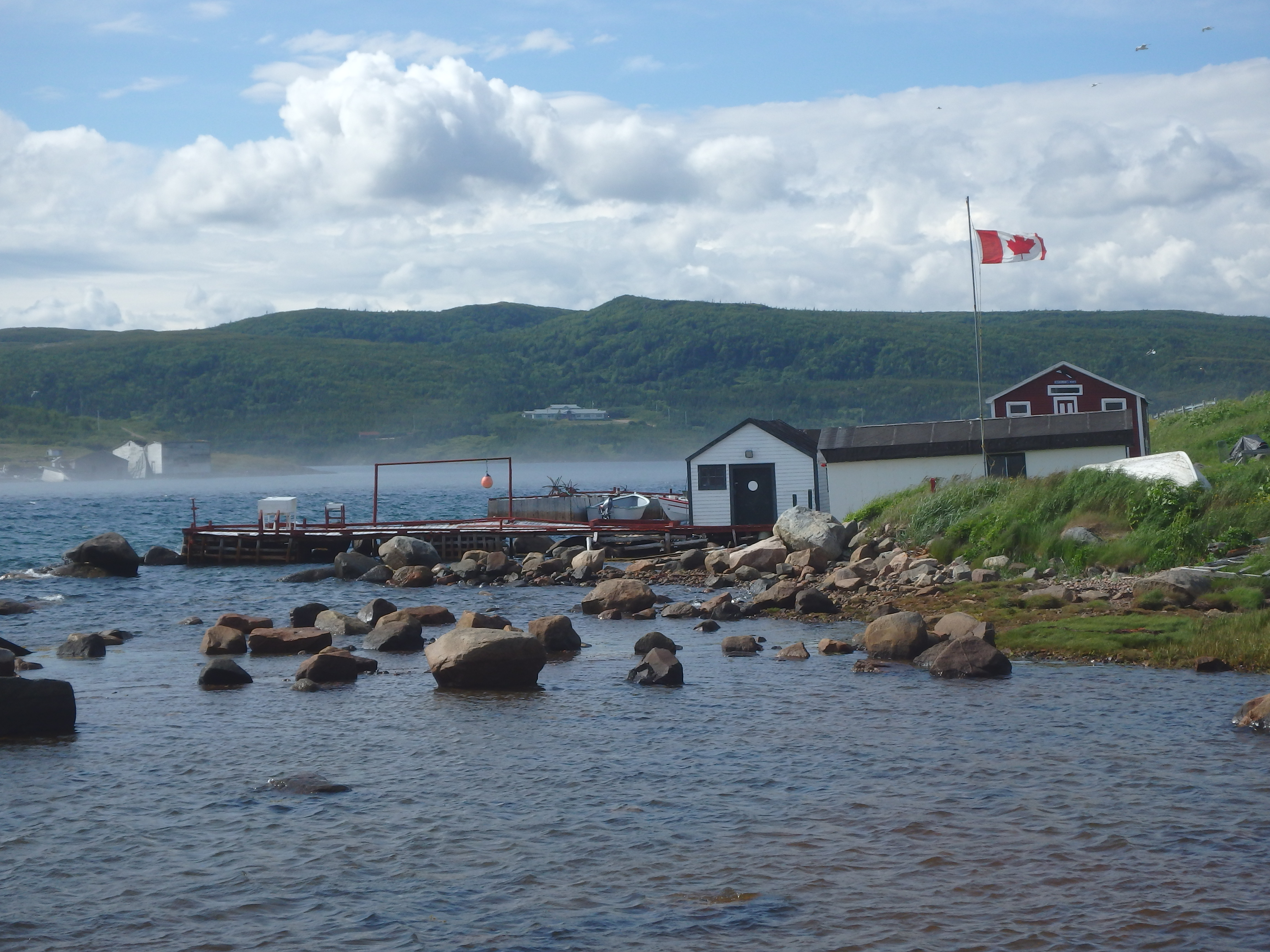 Red Bay; Labrador; 2015