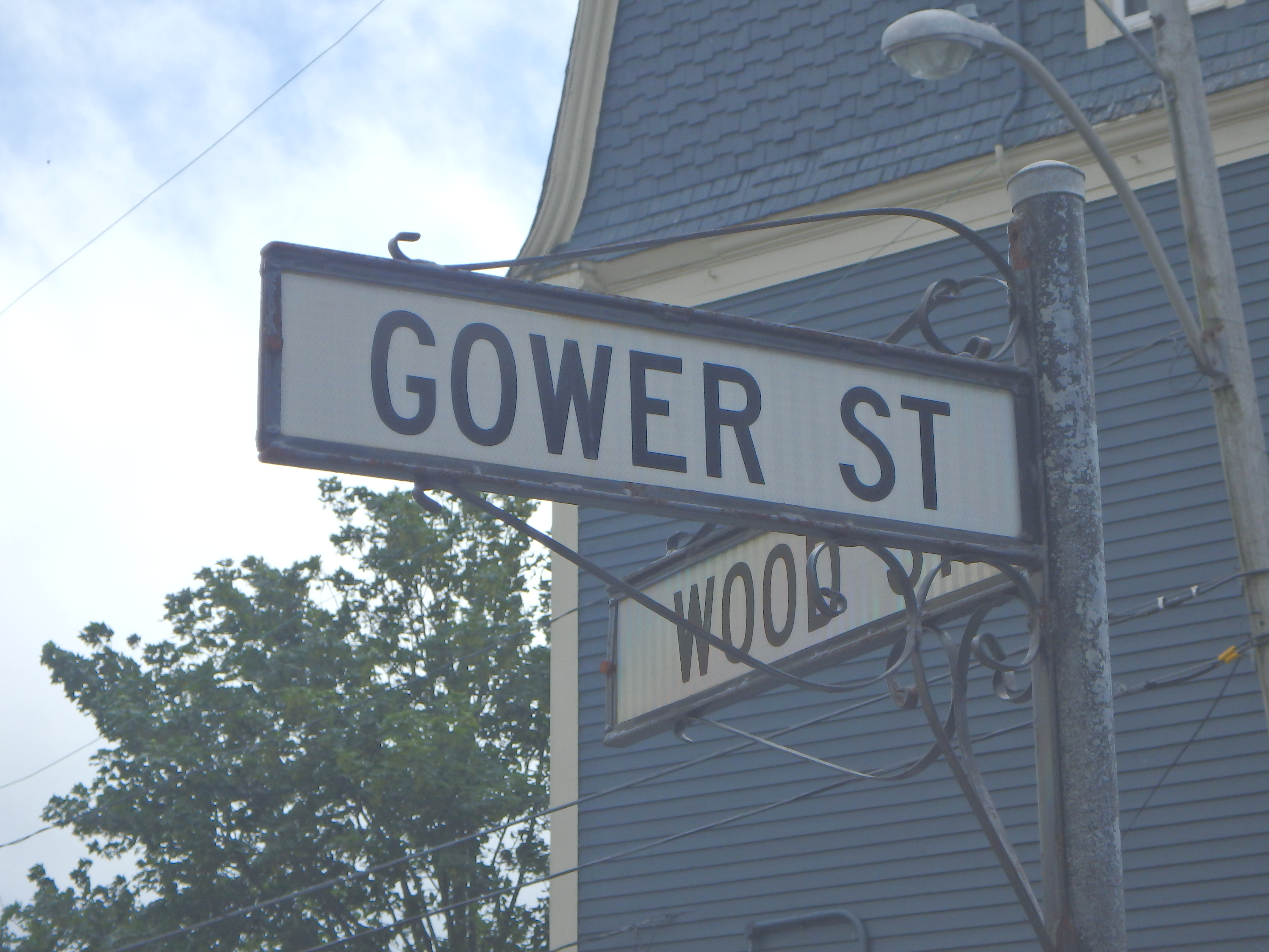 Gower Street; Saint John's, Newfoundland; 2015