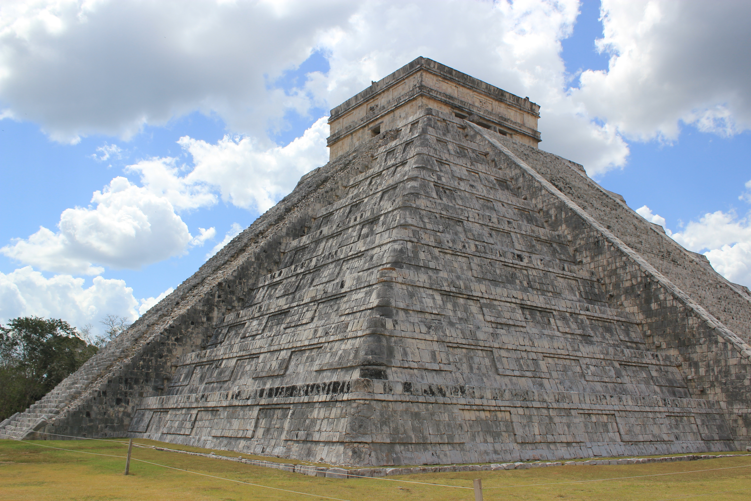 Beauty; Chichen Itza, Mexico; 2012