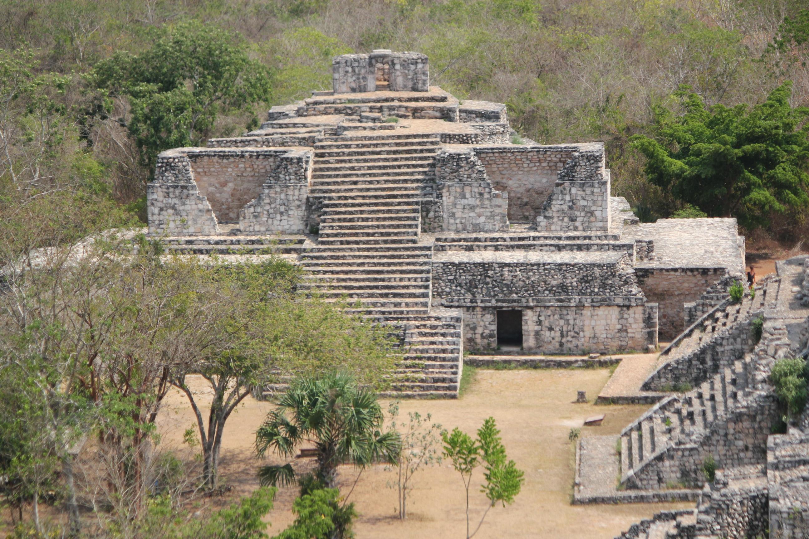 Mayan Ruins; Ek Balam, Mexico; 2011