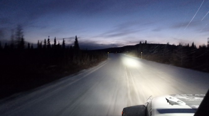 Driving the Trans-Labrador Highway